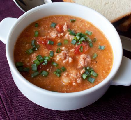 Рецепт суп с чечевицей и говядиной